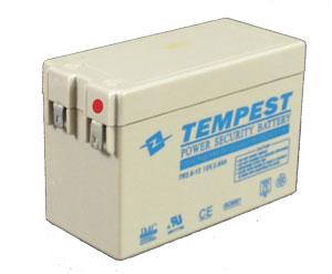 AB1290 12V 9AH SLA Battery Replacement Optronics Spotlight A5712