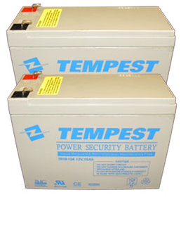 10ah Battery on Tbc10 Kit Includes Two 12v 10ah Tempest Batteries   45 60 In Stock