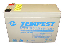 10ah Battery on 12v 35ah Tempest Tr35 12g3replacement Battery New In Stock